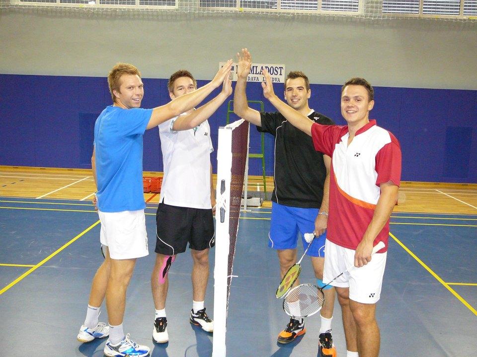 """""""Festival badmintona"""" za vse generacije"""