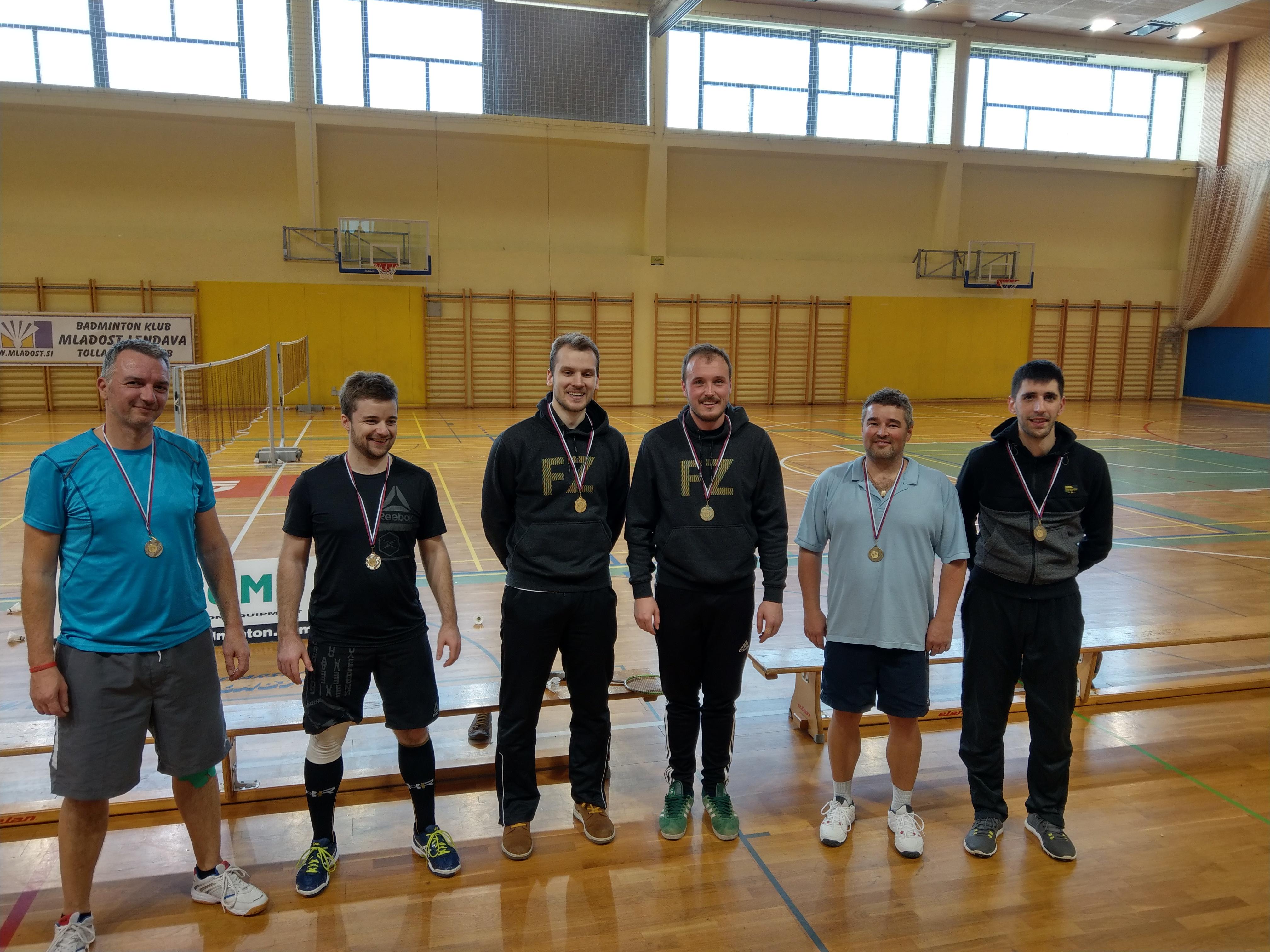 Lendava Open 2018