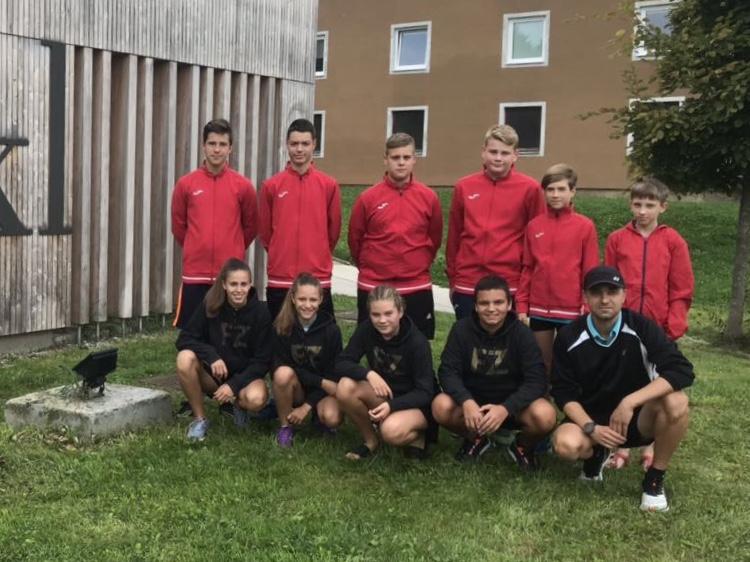 Ekipno državno prvenstvo U19: 5. mesto